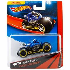 Hot Wheels Moto Track Stars Cycle Cru Yar�� Moto