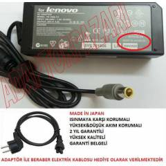 LENOVO 20V 3.25/4.5A NOTEBOOK ADAPT�R� �ARJI
