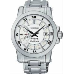 SEIKO PREM�ER  KINETIC DIRECT DRIVE SRG007P