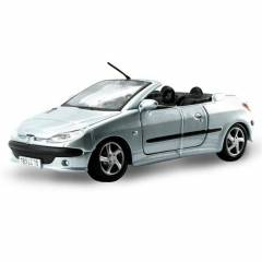 Maisto Peugeot 206cc Diecast Model Araba 1:24 Sp