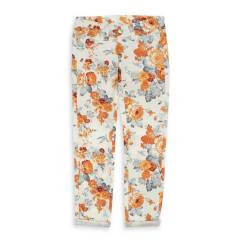 Only Kids K�z �ocuk Desenli Pantalon 021-20701-