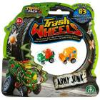 Trash Wheels ��ps Tekerler 2li Paket Army Junk