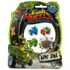 Trash Wheels ��ps Tekerler 4l� Paket Army Junk