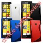 NOK�A Lumia 520 KILIF SILIKON SOFT FLEXIBLE