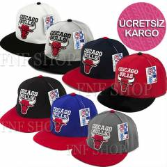 Hip Hop �apka Chicago Bulls Full Cap �apka PY21