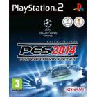 PS2 PES 2014 PLAYSTATION 2 PES 14 ORJ�NAL