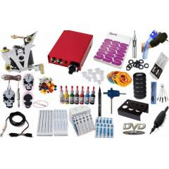 TATTOO D�VME SET� AMER�KAN V8 FULL SET