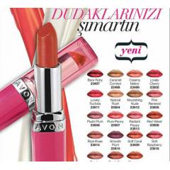 AVON ULTRA COLOR ABSOL�TE RUJ-Red Velvet