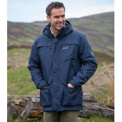 JACKWOLFSKIN NORTH COUNTRY PARKA BAY MAV� (KI�)