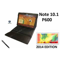 Galaxy Note 10.1 2014 Edition Klavye K�l�f P600