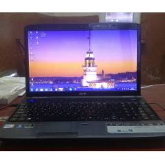 Acer LAPTOP 4GB RAM 1 GB EKRAN KARTI 2,13 GHZ