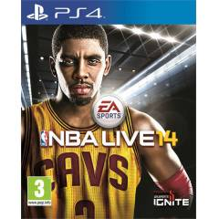 NBA LIVE 2014 PS4 OYUN (WORLDBAZAAR)