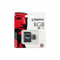 Kingston 8Gb MicroSDHC Haf�za Kart�