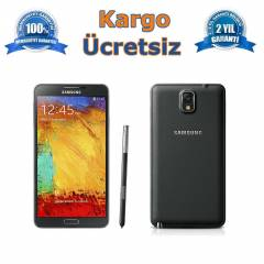 Samsung Galaxy 9000Q Note 3 Siyah 32 Gb