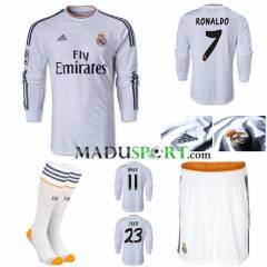 Real Madrid 2014 Orj. Home Ma� Forma �ort Tozluk