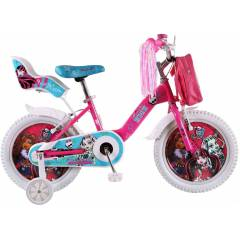 �mit bisiklet �ocuk 1649 Monster High 5+9 ya�