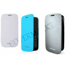 General Mobile Discovery K�l�f Flip Cover 4 RENK