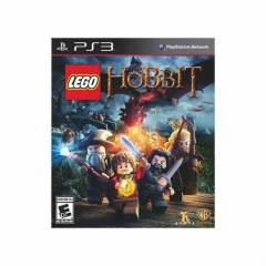 PS3 LEGO HOBBIT PLAYSTATION 3 OYUN STOKTA