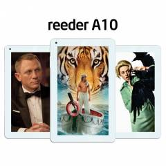 "Reeder A10 10"" D�rt �ekirdek 2GB Ram Tablet PC"