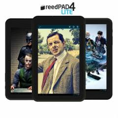 Reedpad 4 Lite Plus 1.6GHz �ift �ekirdek TABLET