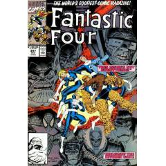 MARVEL - Fantastic Four (1961) #347