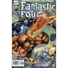 MARVEL - Fantastic Four (1996) #1