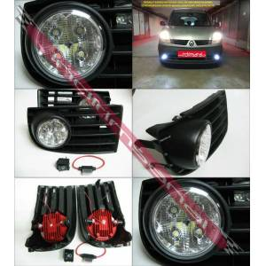 VW GOLF 5 V 04-09 G�ND�Z DRL POWER LED S�S FARI