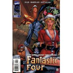 MARVEL - Fantastic Four (1996) #4 Variant