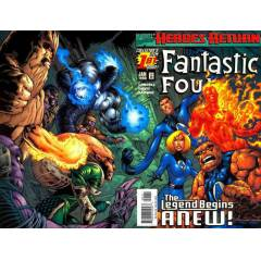MARVEL - Fantastic Four (1998) #1