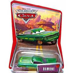 s-DISNEY PIXAR-CARS ARABA-RAMONE RAMON 17