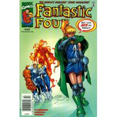 MARVEL - Fantastic Four (1998) #22