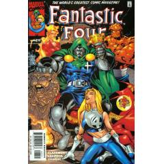 MARVEL - Fantastic Four (1998) #26