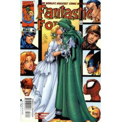 MARVEL - Fantastic Four (1998) #27