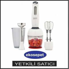 HOMEND 1904 HANDMAiD HIZ AYARLI BLENDER SET�