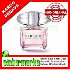 Versace Bright Crystal Edt 90ml Bayan Parf�m�