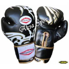 Cyclone High Power Muay Thai & Boks Eldiveni