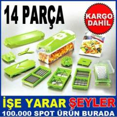 14 PAR�A MUTFAK DO�RAMA PAR�ALAMA RENDE SET� KD