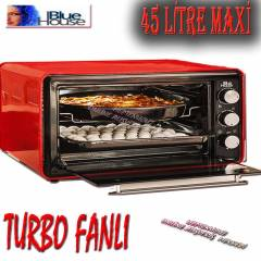 BLUE HOUSE �ift tepsi TURBO 45 L�TRE MAX� FIRIN