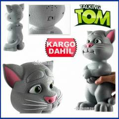 KONU�AN KED� Talking Tom Cat Oyuncak