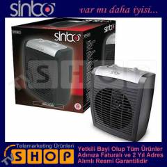 Fanl� Is�t�c� Sinbo SFH-3317 S�cak / So�uk