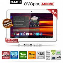 DARK Evopad A9022 9 Tablet Beyaz 1.2 Ghz 1GB 8GB