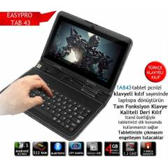 EASYPRO TAB 43 7 TABLET PC ANDROID 4.1 BLUETOOTH