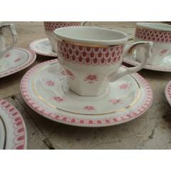 Art Fil Bone China Pembe