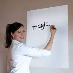 MAGIC WHITEBOARD TA�INAB�L�R TAHTA
