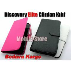 GM Discovery Elite Kapakl� C�zdan K�l�f+2Sticker