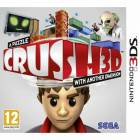 CRUSH 3D A Puzzle With Another Dimension 3DS