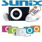 Sunix S00 Mini Mp3 Player -