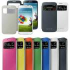 SAMSUNG S4 mini KILIF Flip COVER SLEEP MODLU