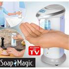 Sens�rl� Sabunluk Soap Magic