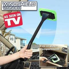 Ara� Cam� Silme Seti Windshield Wonder